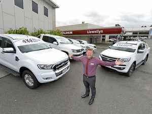 Ipswich business steps up a gear with four-wheel drive centre