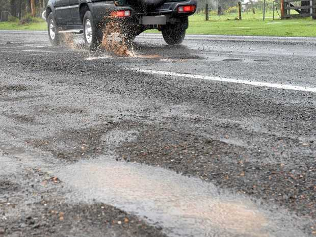 Authorities are advising motorists not to drive in flood waters.
