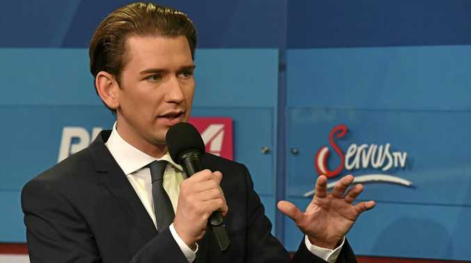 Sebastian Kurz, 31, is set to lead Austria, sending the country on a swing to the right.