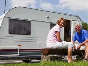 Caravans, put simply, are a menace on our roads