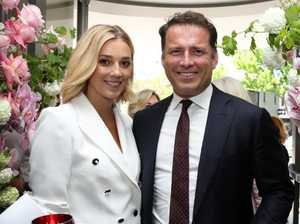 'There is a lot of love': Stefanovic gushes over girlfriend