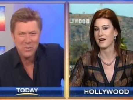 Michele Mahone was a former Hollywood Gossip Presenter on Channel 9's Today Show.