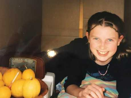 Anna grew up to become a killer. Picture: Katie Horneshaw
