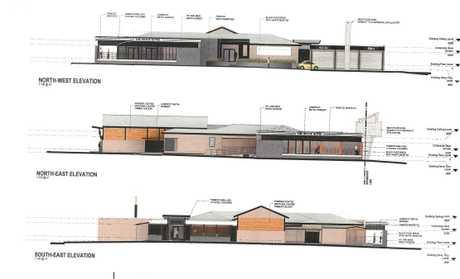 Stock Exchange Hotel concept designs