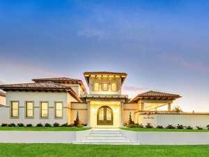 LOOK INSIDE: Award-winning Italian-style villa for sale