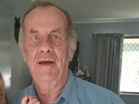Father, grandfather and husband - Neil Andrews, 67, died in a flood incident near Gympie on Monday night.