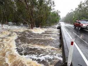 Beelbi Creek in Flood