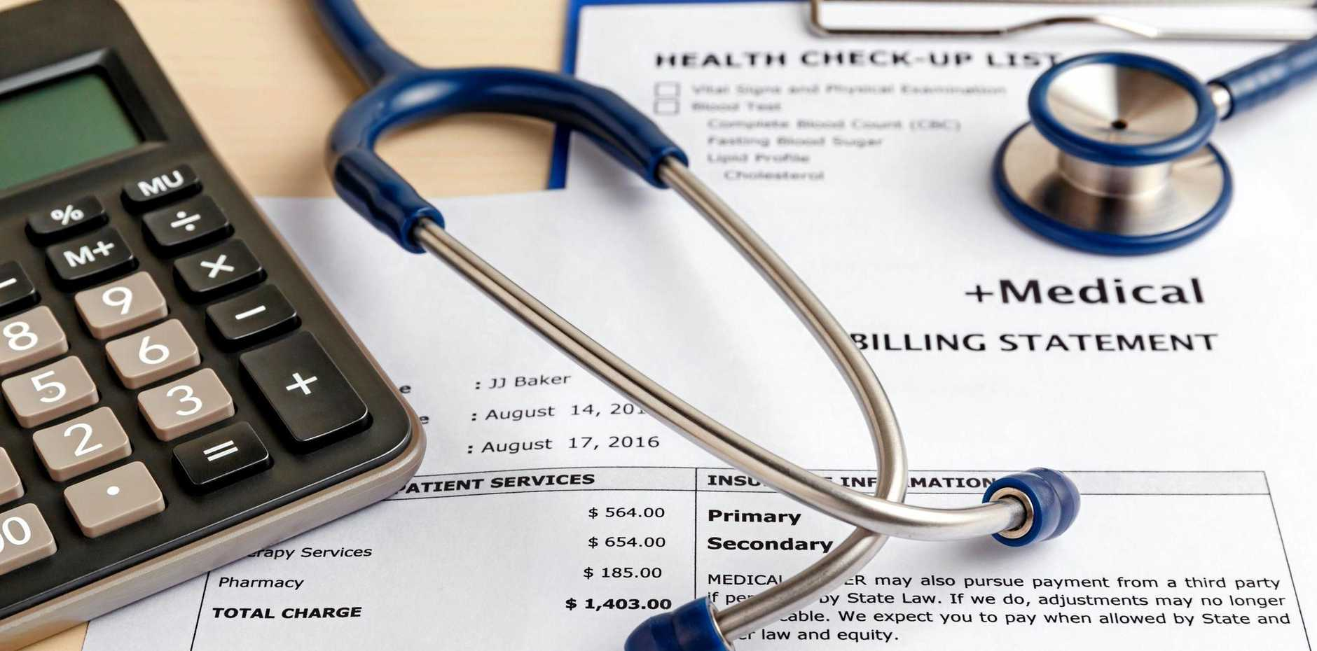 GOOD HEALTH: It's wise to regularly review and revise your health insurance cover.