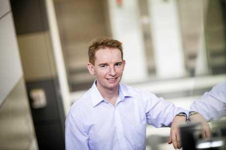 James Scott, Associate Professor, child and adolescent psychiatrist  at The Park, Centre for Mental Health Research.