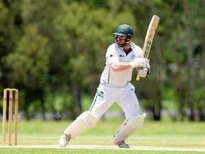 GOOD FORM: Brent Hartley scored an unbeaten 54 to lead Frenchville to victory over Gracemere in the Capricorn Challenge at the weekend.