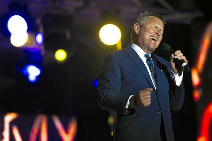 Tom Burlinson has performed Sinatra shows for 20 years.