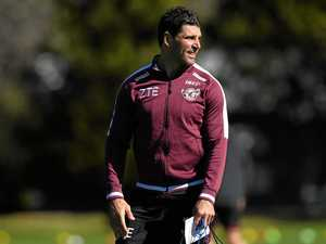 Sea Eagles star standing by coach Barrett