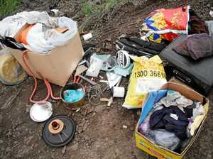 Tossers fined over illegal dumping