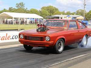 Eighteen winners at drags despite weather