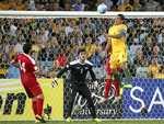 Tim Cahill's goal-scoring ability has helped Australia climb up the world football rankings.