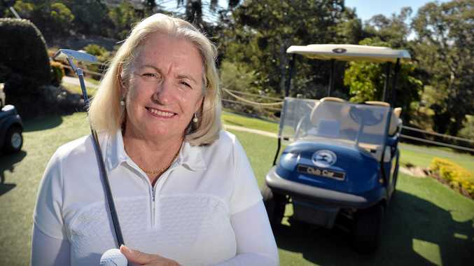 CHANCE: Josie Ryan is considered a threat for the Australian Women's Senior Amateur at Maroochy River next week.