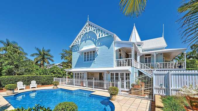 PRICE IS RIGHT: This historic Rockhampton home at 165 Caroline St sold for more than $1 million at auction at the weekend.