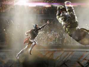 Be the first to see Thor fighting 'a friend from work'