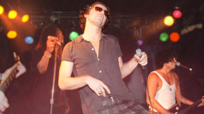 Hutchence appears in his final performance at Los Angeles nightclub, The Viper Room, which features in Seven's rockumentary, Michael Hutchence: The Last Rockstar.