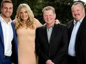 Axe swings in Footy Show shock