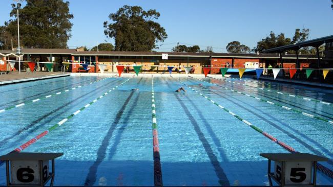 The Lambton Swimming Centre in Newcastle