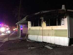 Man tries to kill spider with blowtorch, burns down house