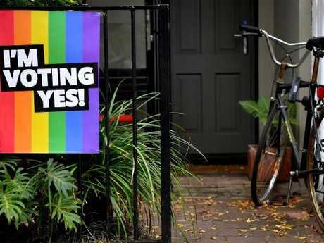 MARRIAGE EQUALITY VOTE