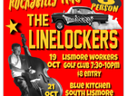 This Saturday 21st October catch Lismores premier Rockabilly, Roots Rock'n'Roll and Honky Tonk trio The Linelockers Live on stage down at South Side Shindig