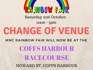 Rainbow Fair is an all-inclusive event that aims to celebrate and united our LGBTIQ+ youth and families with the wider community.