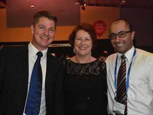 Julian Harris, Sheila Ireland and PJ Sobhanian.