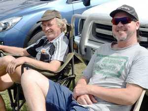 Mark Stephenson and Brad Hirning.