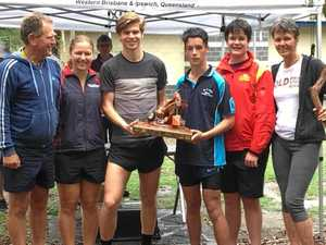 BBB Orienteering Club wins state event