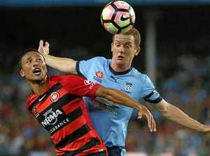 Slow tickets a concern ahead of A-League Sydney derby