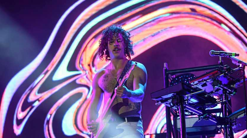Peking Duk will perform at The Grass is Greener in Mackay this weekend.