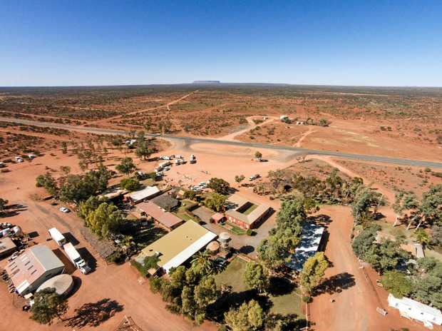 FINALIST: Curtin Springs is again a finalist in the Primary Producers NRM Award category.