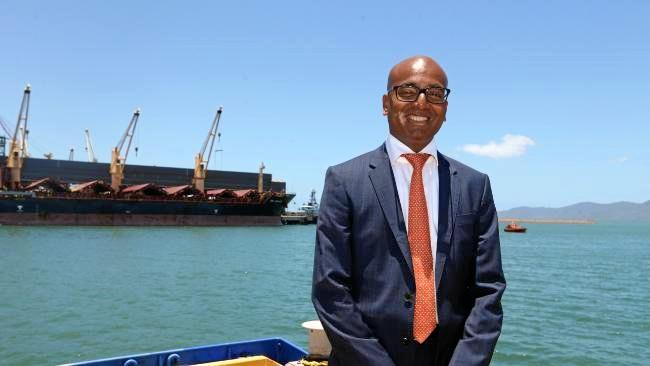 Adani Australia CEO Jeyakumar Janakaraj has used another company to apply to build a 400 bed workers camp in the Whitsunday region.