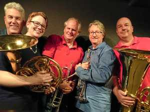 Bach to The Beatles program highlights big brass sound