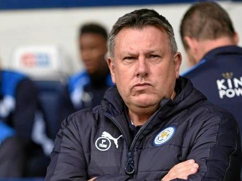 Craig Shakespeare has had the axe at Leicester.