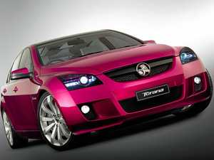 """This concept car wasn't just for show. Holden explored the possibility of building a smaller Torana and large SUV off the same """"platform"""" as the Commodore."""