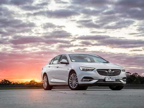The 2018 Holden Commodore will come to Australia from Germany. Had we built it here, it would have been a derivative of this car.