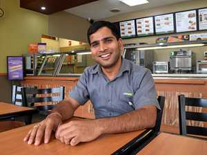 ALL SMILES: Country living means more time for life for Vivek Mehta.