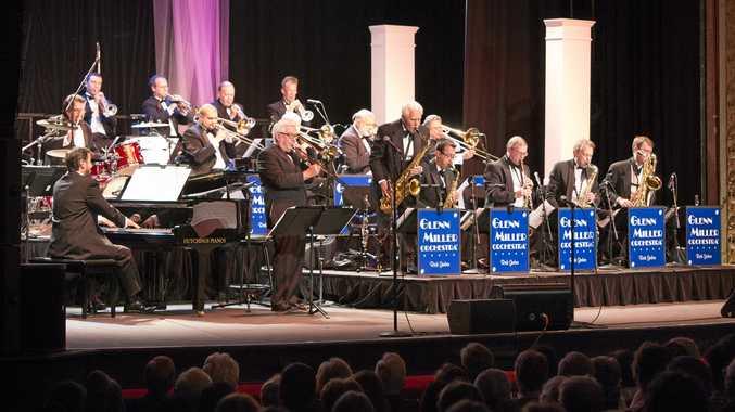 The Glenn Miller Orchestra.