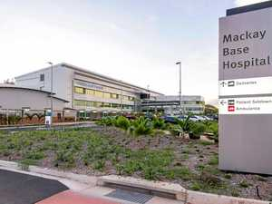 Child unit at Mackay hospital relocated to remove mould