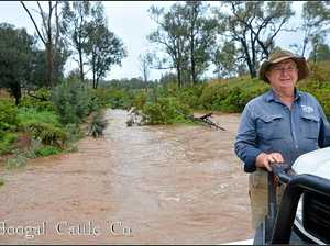 CQ rainfall: Social media photos.MorningBulletin