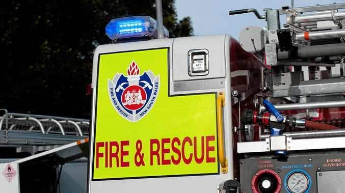 Lismore fire-fighters say there has been a spike in emergency calls to the station instead of triple zero.