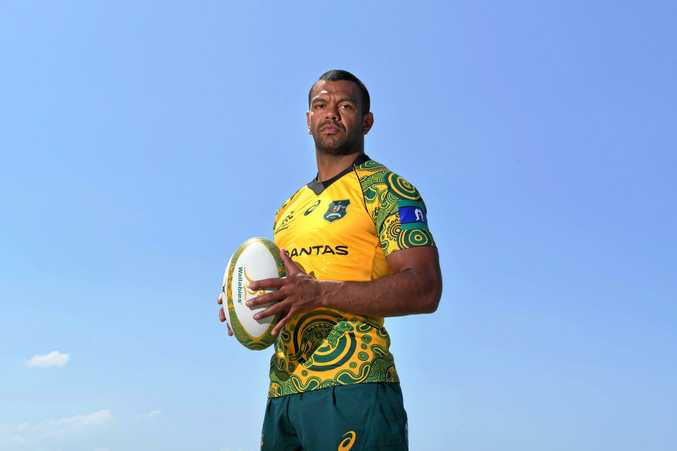 MOTIVATION: Kurtley Beale will have plenty to play for against the All Blacks.