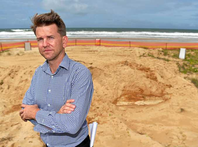 MEMBER for Kawana, Jarrod Bleijie MP, wrote to Environment Minister Steven Miles and Sunshine Coast Council mayor Mark Jamieson warning of the health risk before the decision was made late Wednesday to exhume the whale carcass from Wurtulla Beach