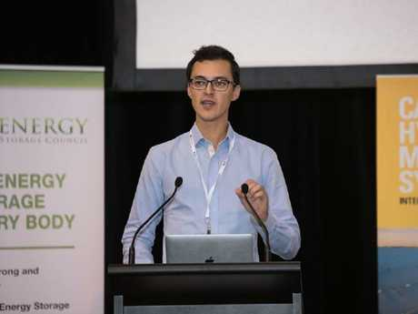 Alex Georgiuo is passionate about educating Australians on the benefits of solar power.