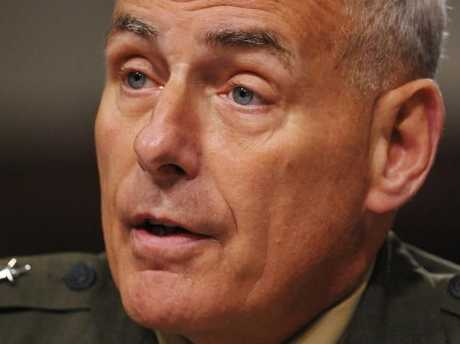 Donald Trump has brought up General John Kelly's dead son Robert to prove a point