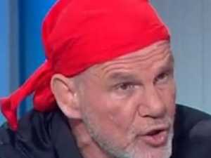 Peter FitzSimons rages over nude photo scandal